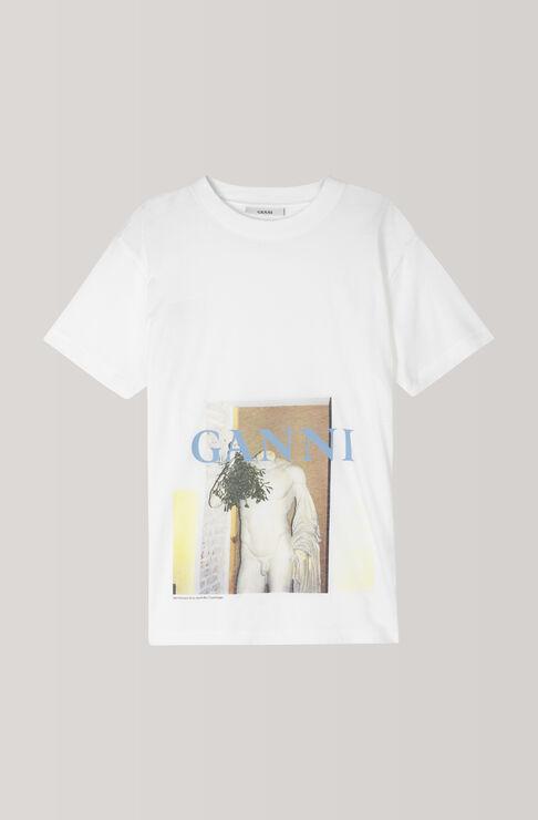 Harway T-Shirt, Apollo, Bright White, hi-res