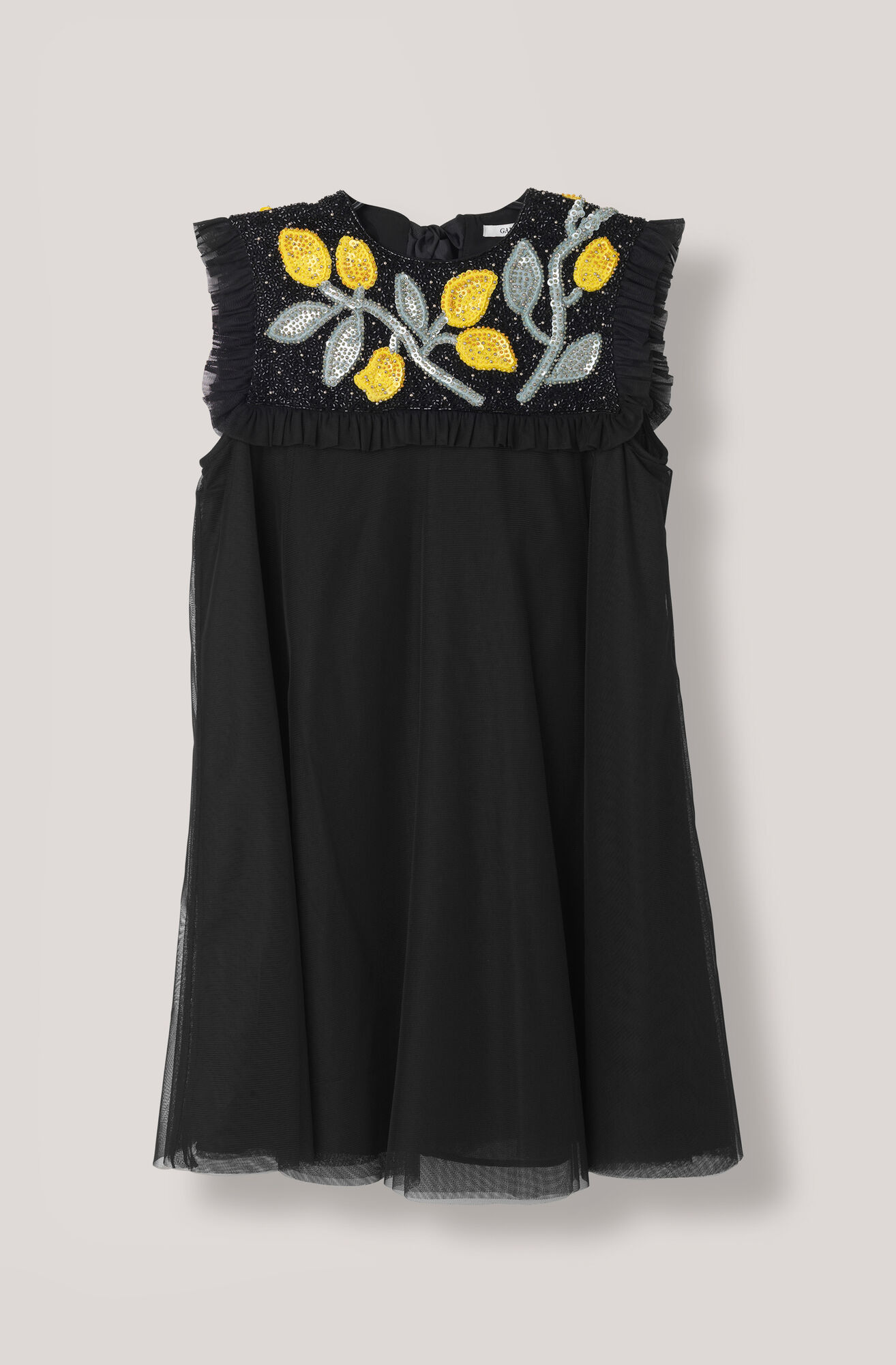 Orsay Dress, Black, hi-res