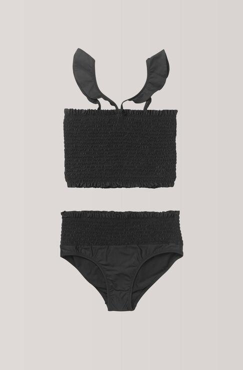 Ipanema Swimwear Solid Bikini, Black, hi-res