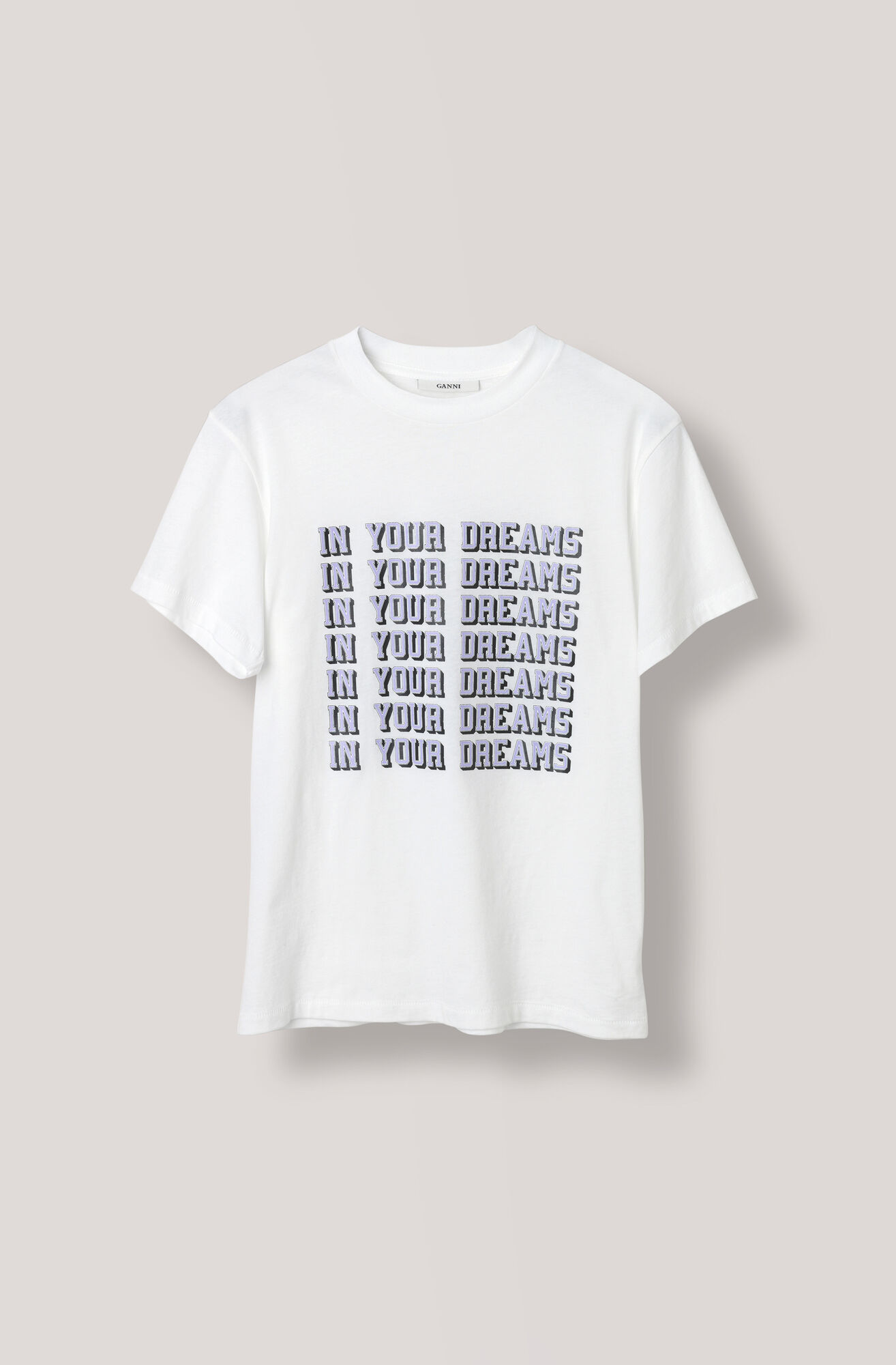 Harway T-shirt, In Your Dreams, Bright White, hi-res