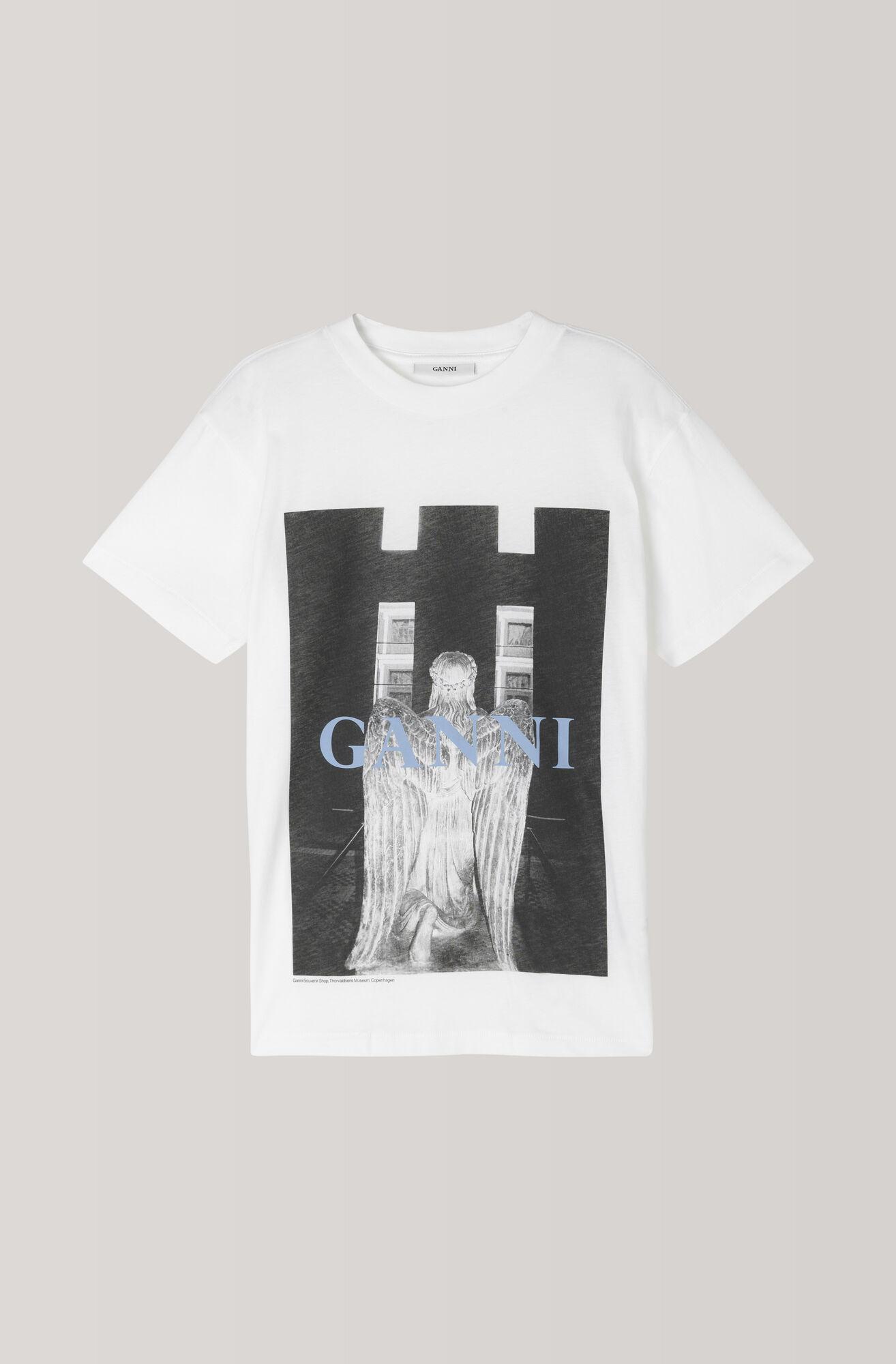 Harway T-Shirt, Angel, Bright White, hi-res