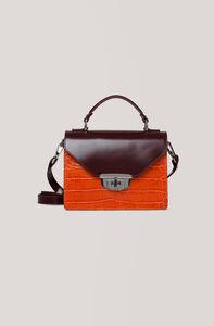 Gallery Accessories Bag, Croco Block Colour, hi-res