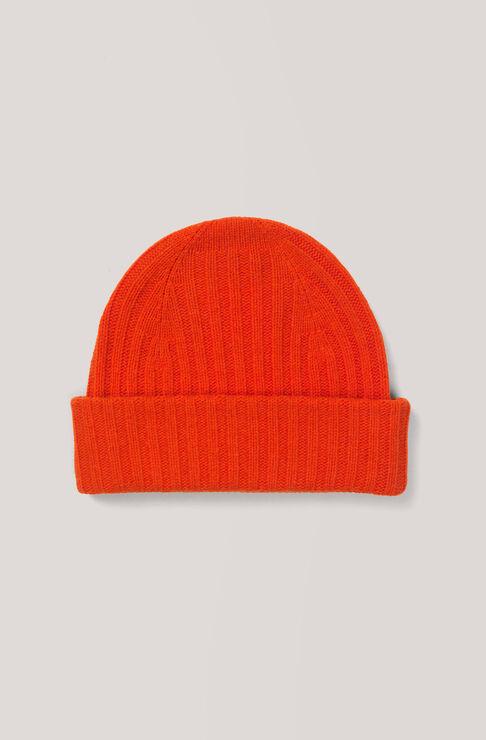 Mercer Hat, Big Apple Red, hi-res