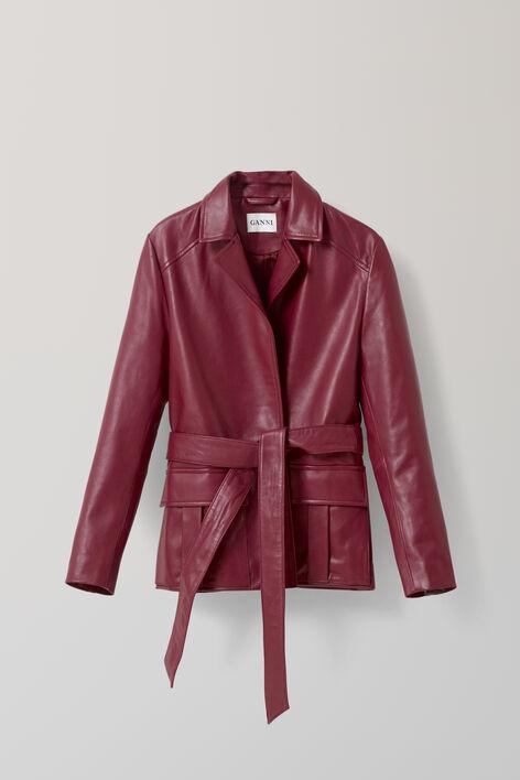 Passion Wrap Jacket, Cabernet, hi-res