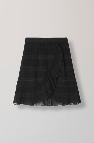 Palmer Skirt, Black, hi-res