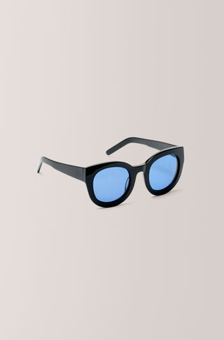 Fay Sunglasses, Black/Sterling Blue, hi-res