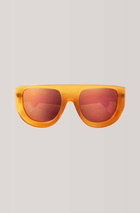 Ines 2 Sunglasses, Turmeric Orange, hi-res