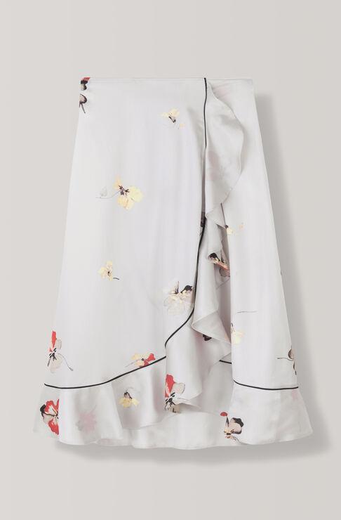 Dufort Silk Skirt, Antarctica, hi-res