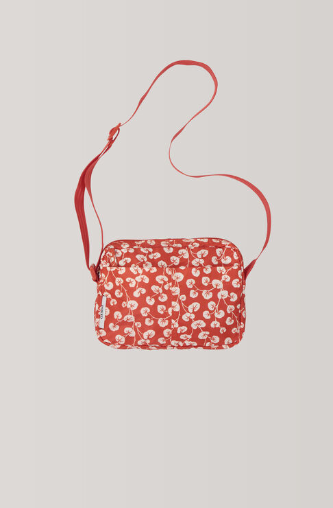 Fairmont Accessories Bag, Fiery Red, hi-res