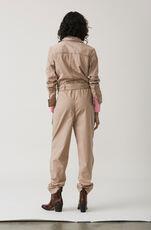 Phillips Cotton Jumpsuit, Chanterelle, hi-res