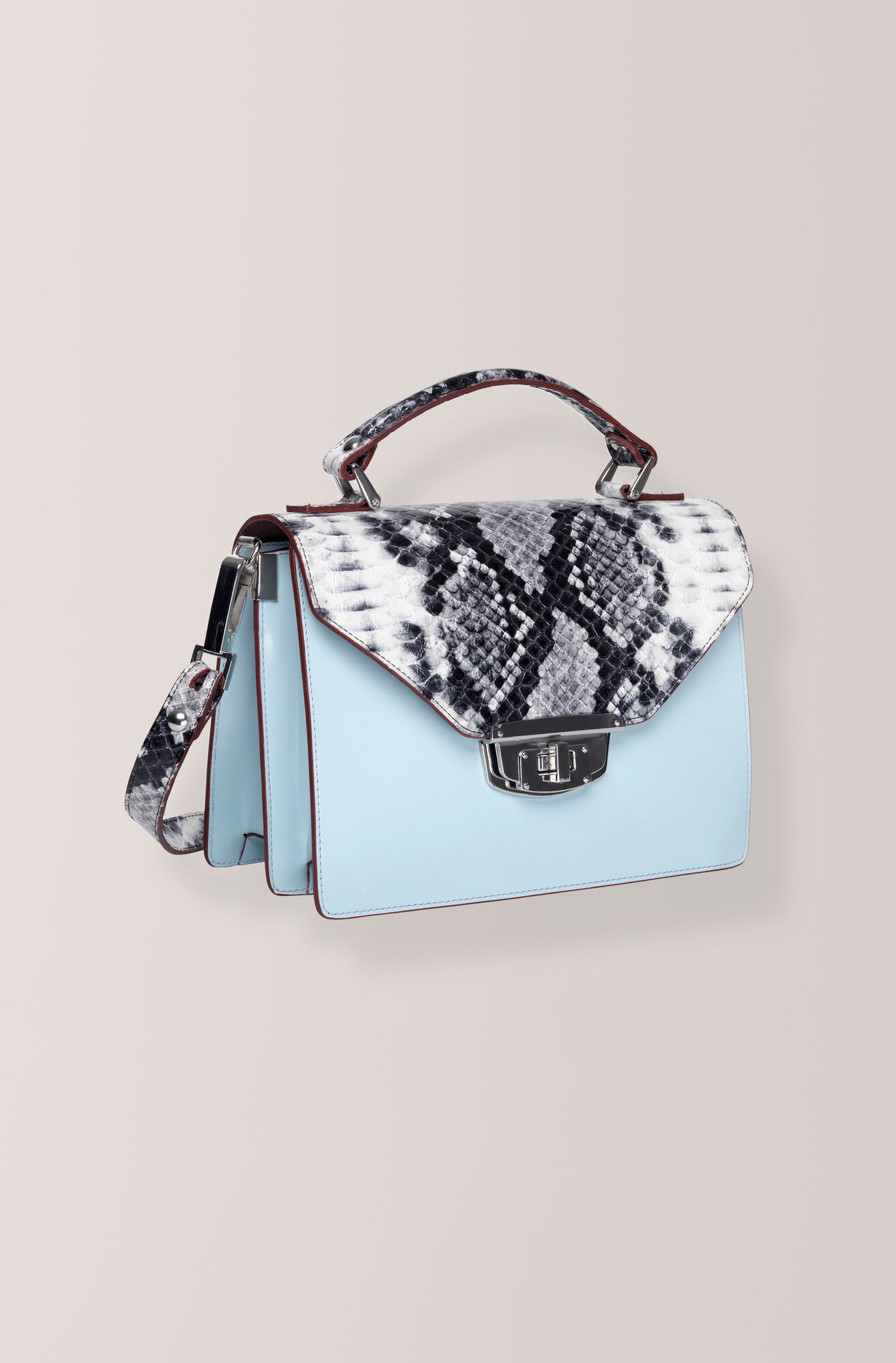 Gallery Accessories Bag, Snake Block Colour, hi-res