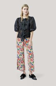 Maple Silk Pants, Multicolour, hi-res