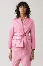 Passion Wrap Jacket, Sea Pink, hi-res