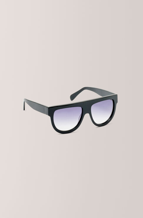 Ines Sunglasses, Black, hi-res