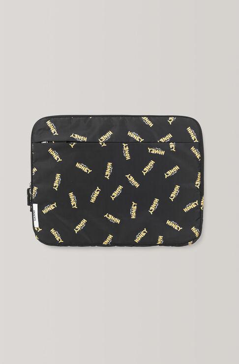 Fairmont Accessories Laptop Sleeve, Black, hi-res
