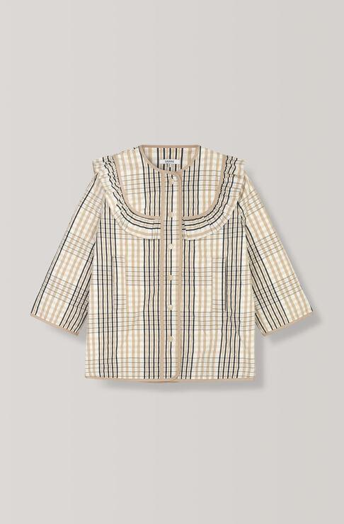 Phillips Cotton Jacket, Cuban Sand, hi-res