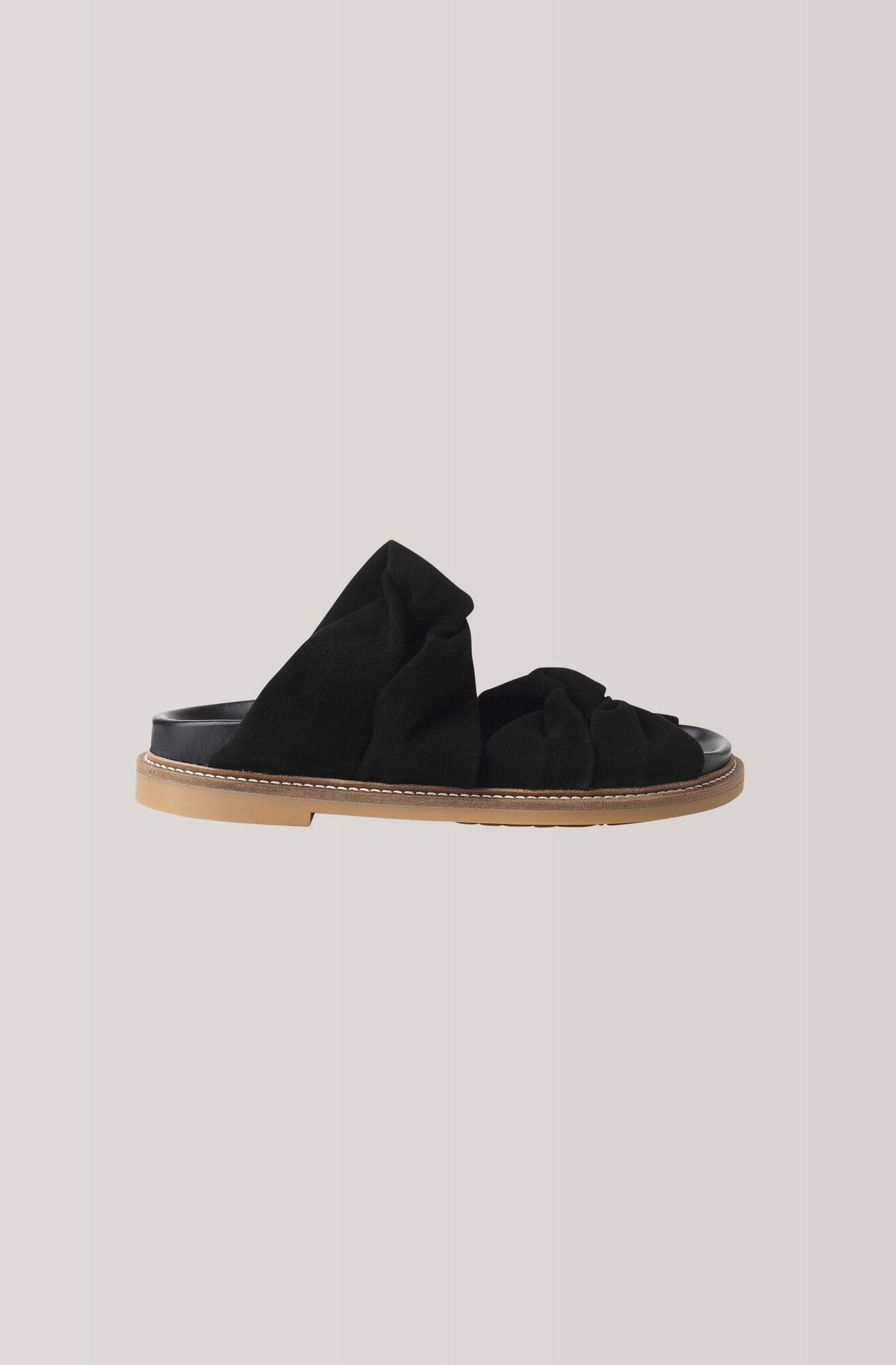 Anoush Sandals, Black, hi-res