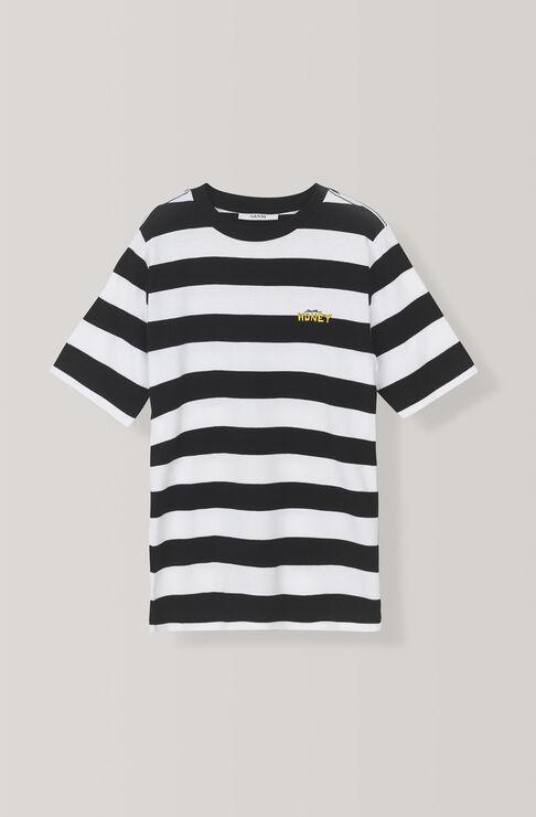 Everman T-shirt, Pure Honey, Black, hi-res