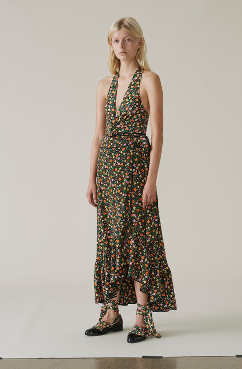 Joycedale Maxi Skirt, Multicolour, hi-res