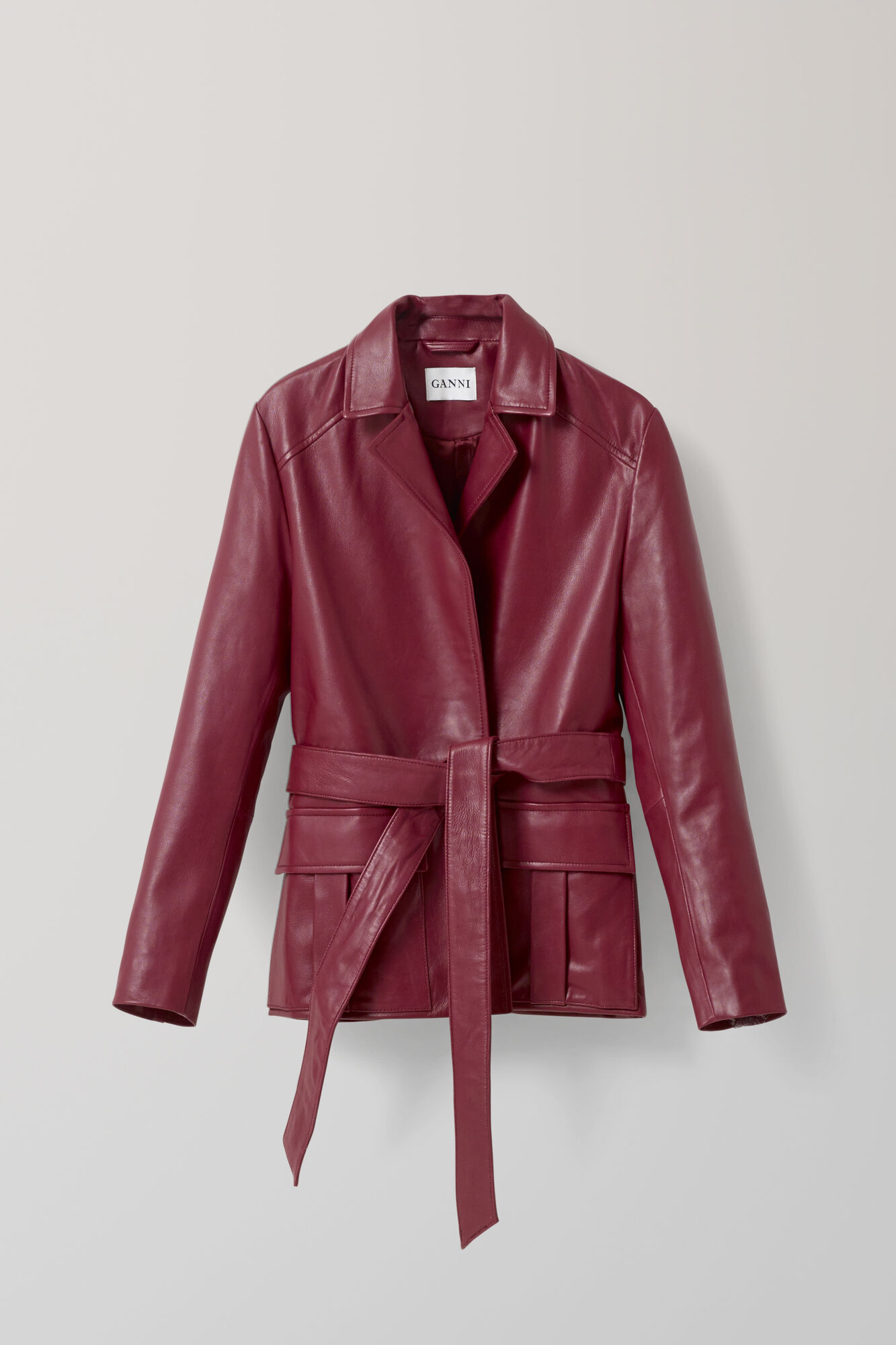Passion Wrap Jacket, Cabernet, hi-res