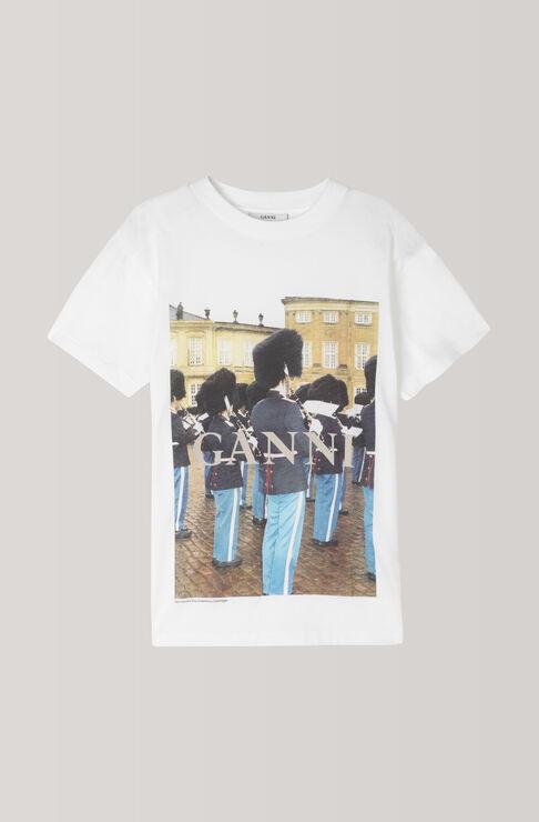 Harway T-Shirt, Garder, Bright White, hi-res