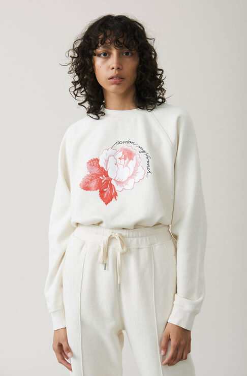 Lott Isoli Sweatshirt, Rose, Vanilla Ice, hi-res