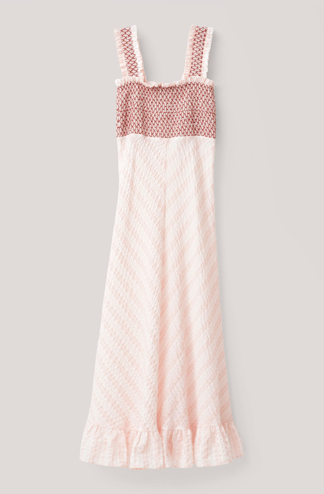 Charron Maxi Dress, Cloud Pink, hi-res