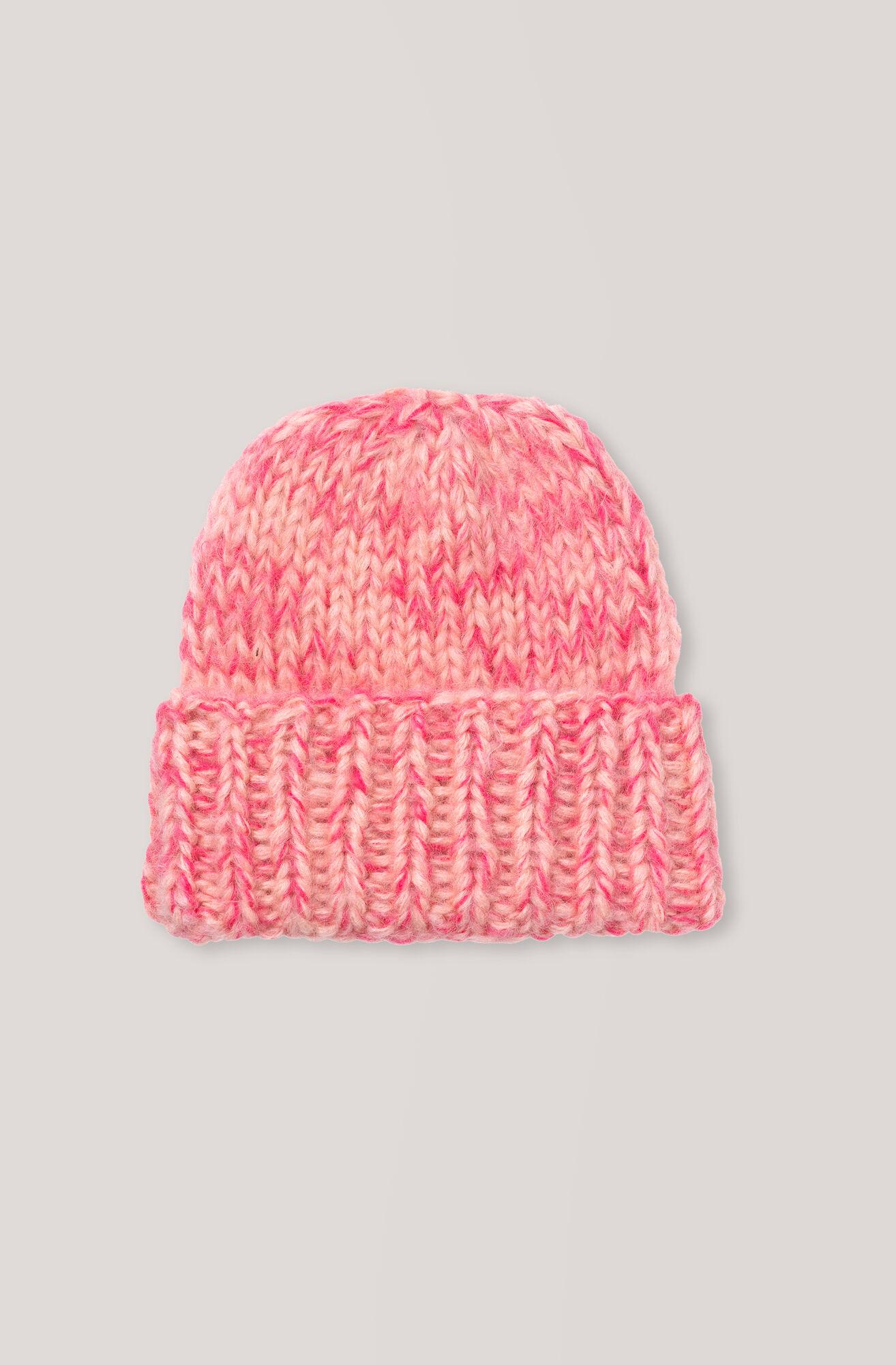 The Julliard Mohair Hat, Sea Pink, hi-res