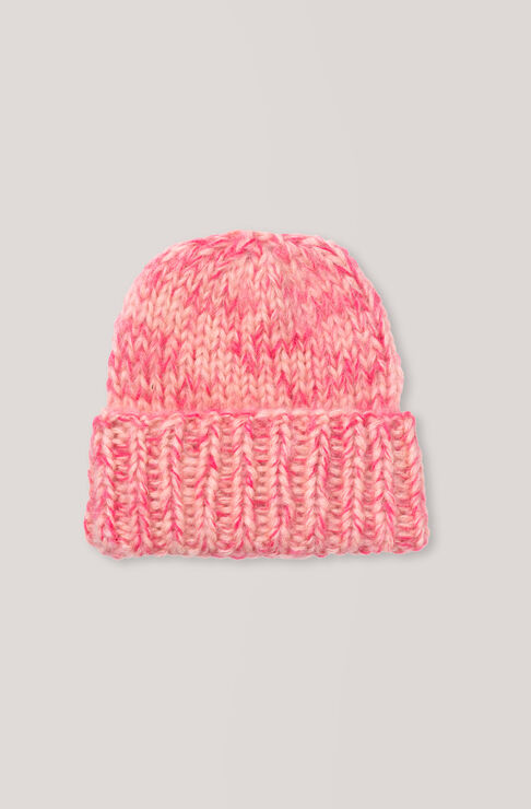 The Julliard Mohair Hat, Sea Pink, hi-res