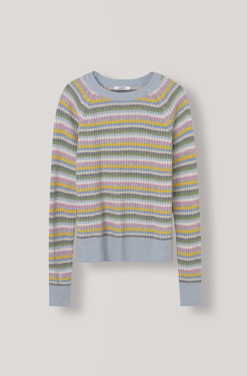 Mercer Multicolour Pullover, Multicolour, hi-res