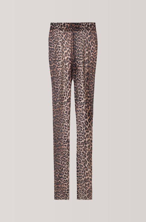 Tilden Mesh Leggings, Leopard, hi-res