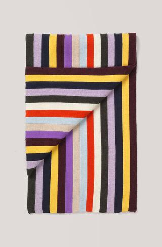 Mercer Multicolour Scarf, Multicolour, hi-res