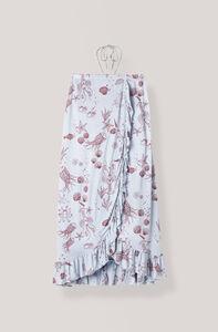 Linfield Lyocell Dress, Pearl Blue, hi-res