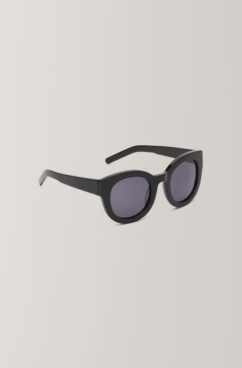 Fay Sunglasses, Black, hi-res