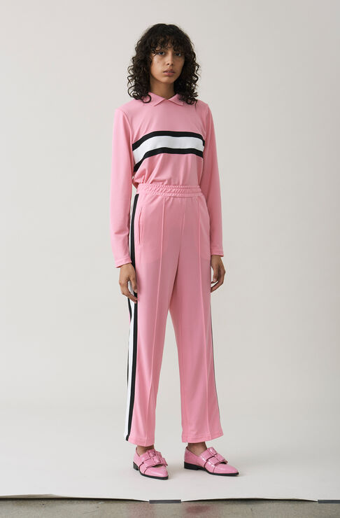 Dubois Polo Pants, Sea Pink, hi-res
