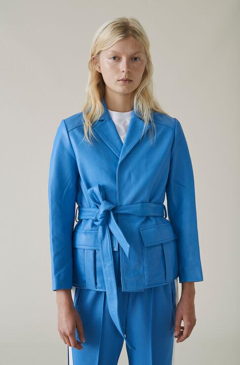 Passion Wrap Jacket, Marina, hi-res