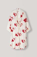 Harley Crepe Kimono Dress, Vanilla Ice, hi-res