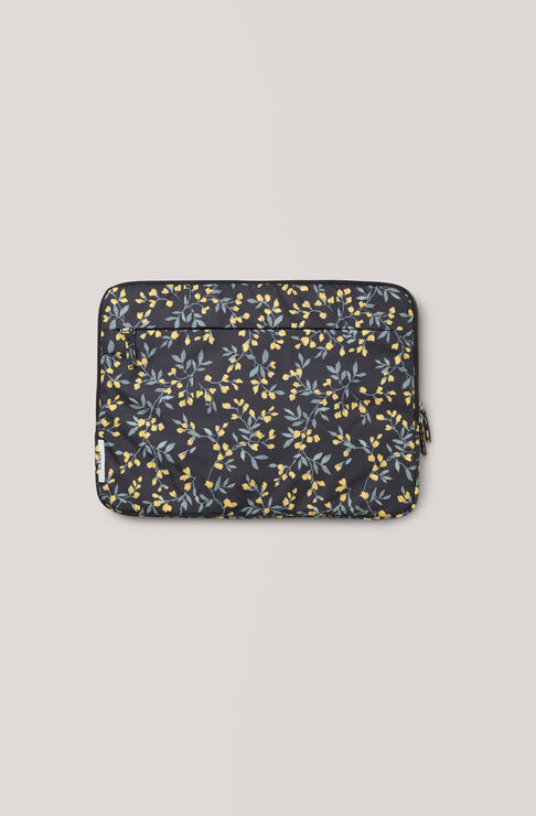 Fairmont Accessories Laptop Sleeve, Black, hi-res