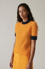Evangelista T-shirt, Turmeric Orange, hi-res