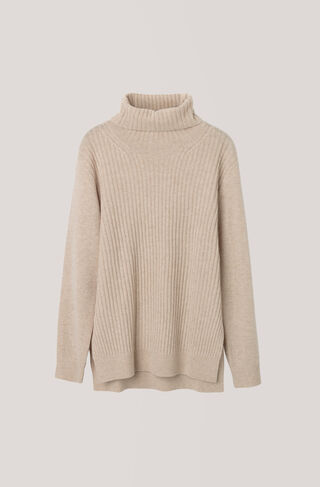 Mercer Rollneck, Cuban Sand, hi-res