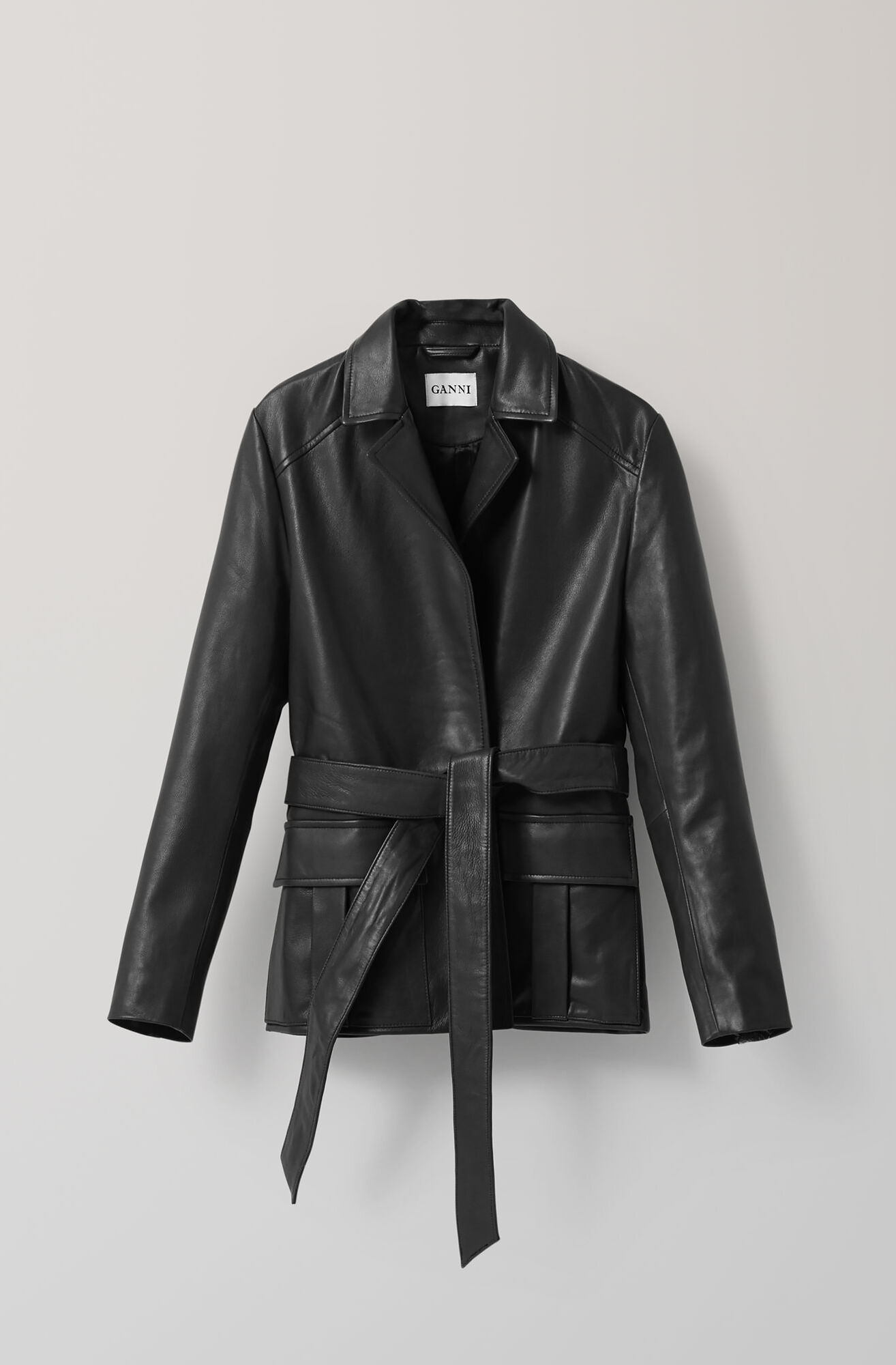 Passion Wrap Jacket, Black, hi-res