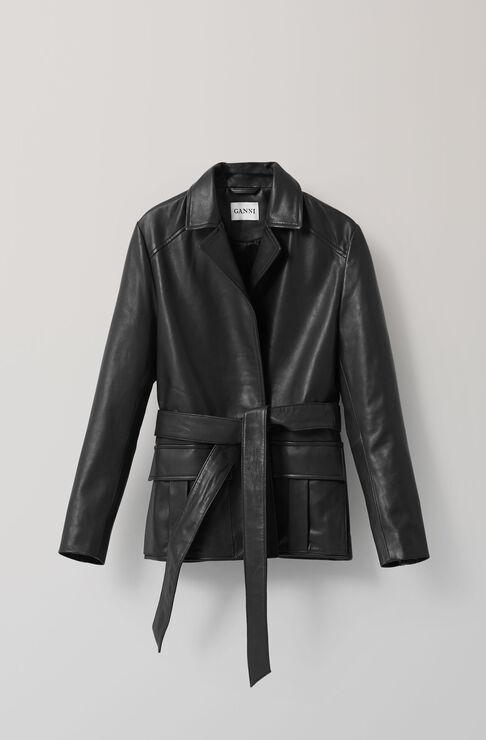 Passion Wrap Jacket, Black, hi-res
