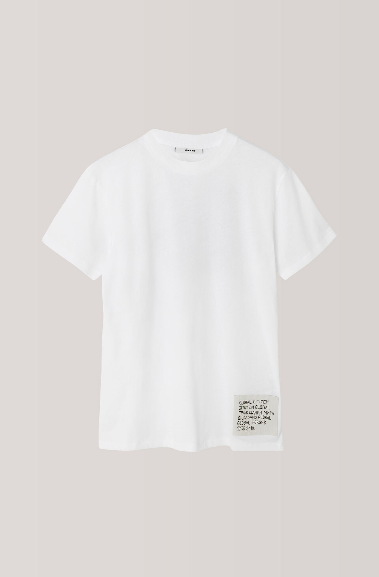 Harway T-shirt, Global Citizen, Bright White, hi-res