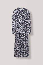 Montrose Crepe Maxi Dress, Total Eclipse, hi-res