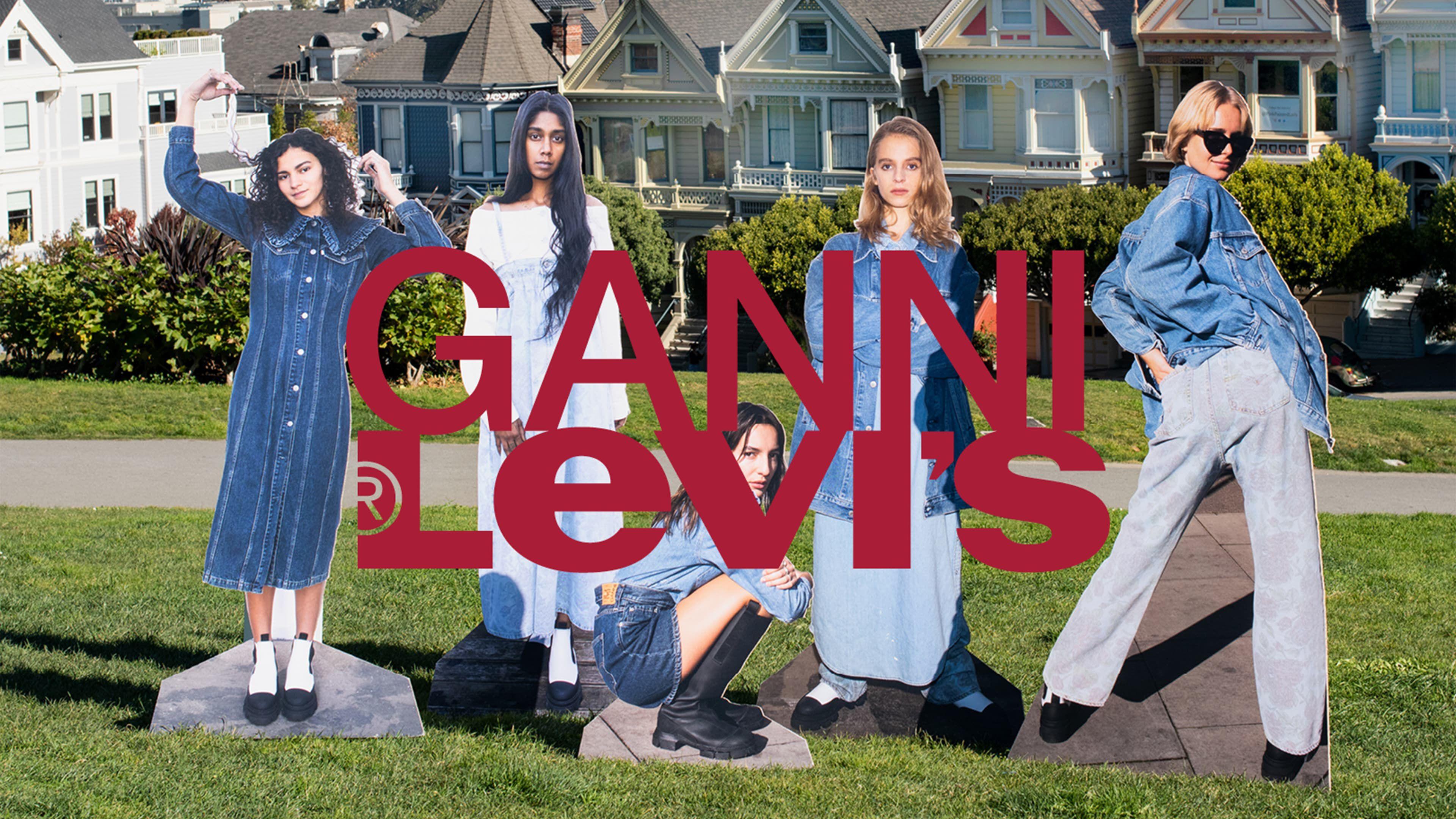 Levis-cam-DT-23 - GANNI