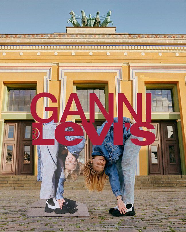 Levis-cam-DT-27 - GANNI