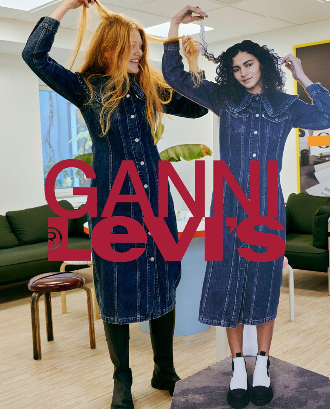 Levis-cam-DT-24 - GANNI