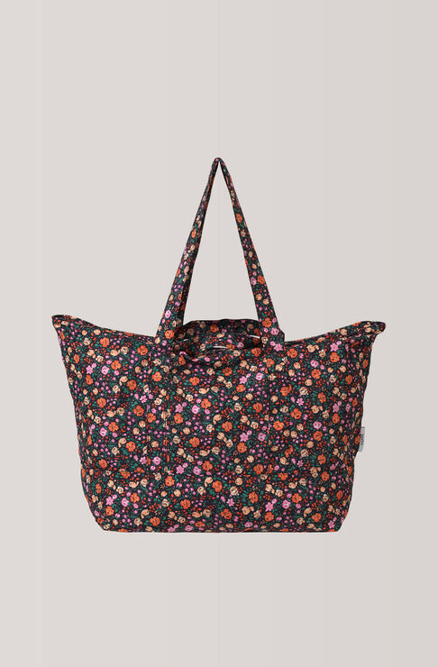 Fairmont Accessories Shopper Bag, Multicolour, hi-res