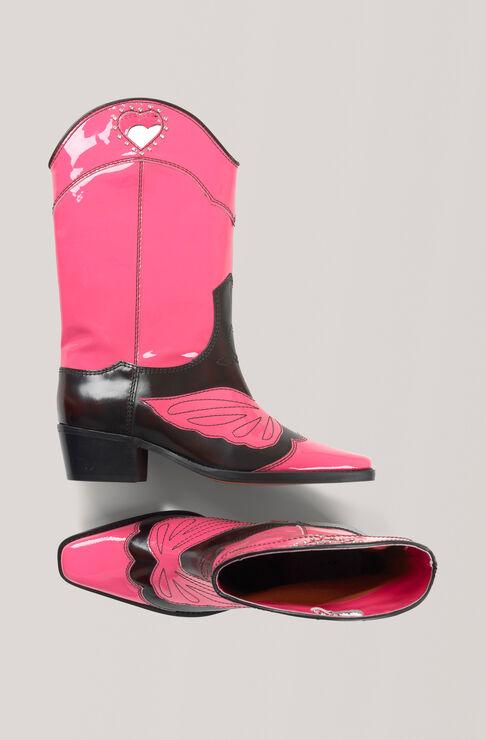 Marlyn Boots, Hot Pink, hi-res