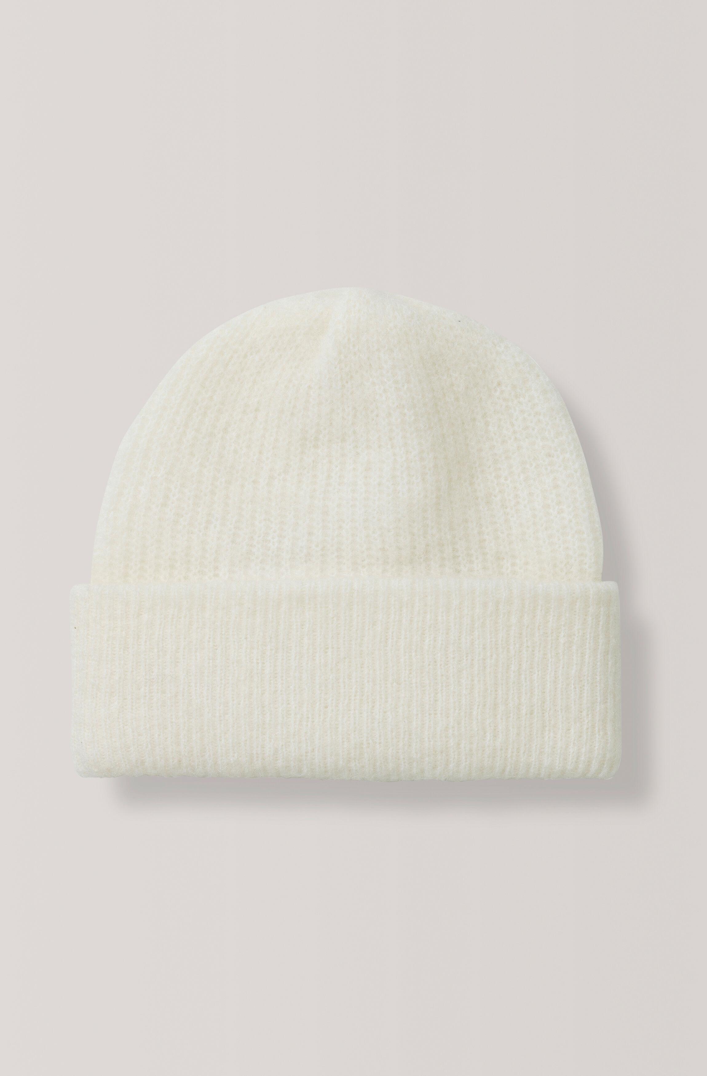 38ddc7c61689c GANNI (US) Soft Wool Knit Hat ( 100.00 USD )